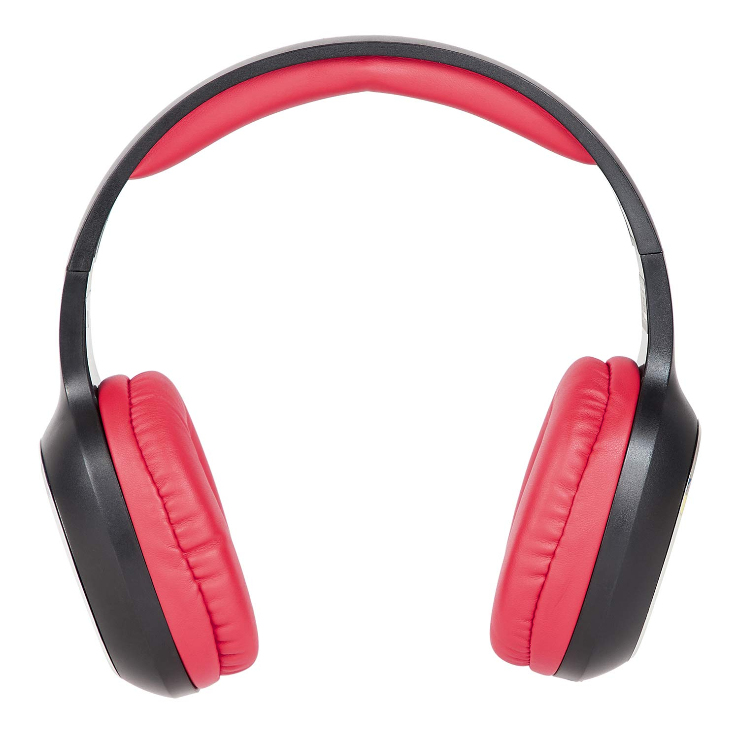 Egate Tornado 204 On-Ear Wireless Bluetooth Headphone with Mic (Red)