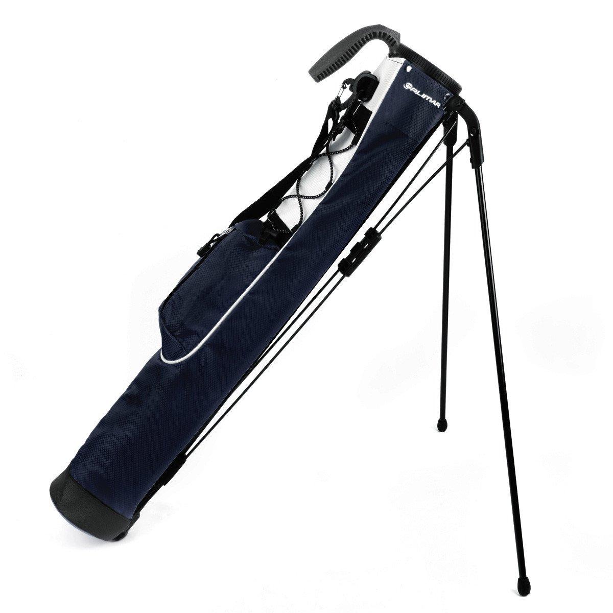 Orlimar Pitch & Putt Golf Lightweight Stand Carry Bag, Midnight Blue