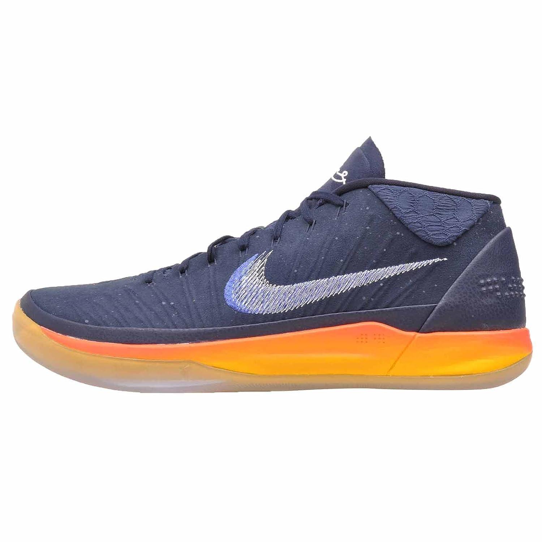 NIKE Men's Kobe AD Basketball Shoe B079K6HJB8 10 D(M) US|Blue