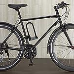 Nean-Bicicletta-del-Quadrato-di-cinghia-di-sicurezza-Supporto-2-chiavi-Extra-massiccio-16-X-16-mm-167-X-330-X-40-mm