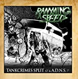 Tankcrimes Split + Always Disgusted, Never Surprised by TDB Records
