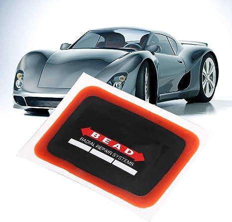 Reparaturset Für Reifenpannen Reifenpanne Patches Patch Reifenreparatur Universal Auto Motorrad Radial Reifen Reifenreparatur Patch Kds 08 Auto