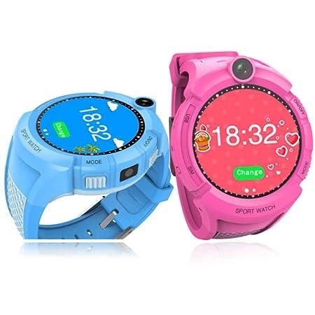 LYWLJG Kids Tracker Smart Watch Phone, Relojes Inteligentes ...
