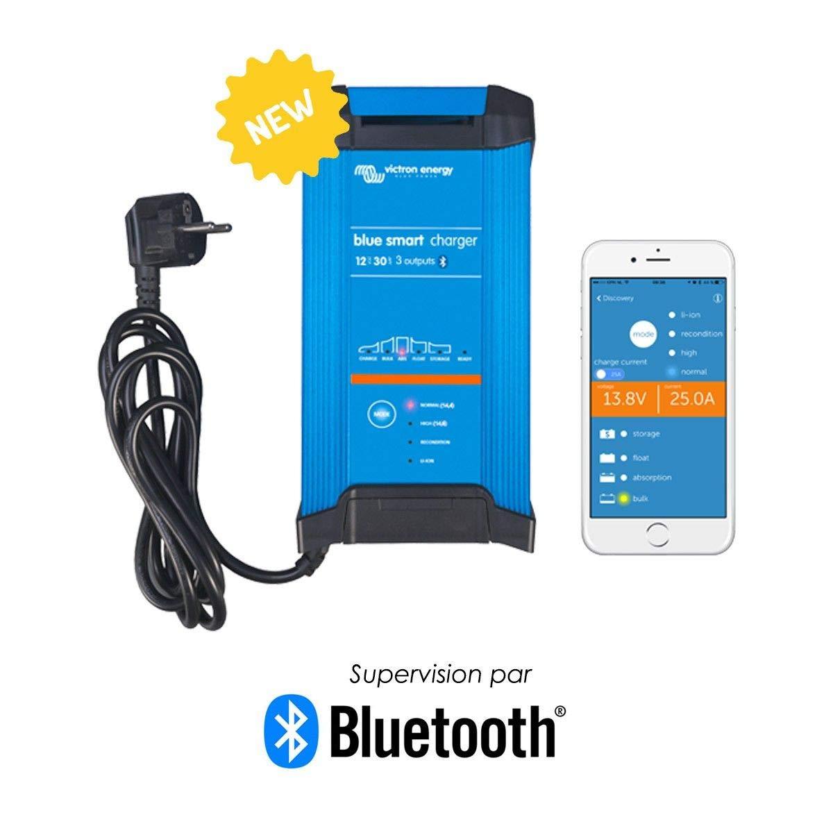 Victron Blue Smart IP22 12//20 12V 20A Batterieladegerät alle Batterietypen 1