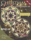 Judy Niemeyer Quilting Christmas Celebration Tree Skirt Quilt Pattern