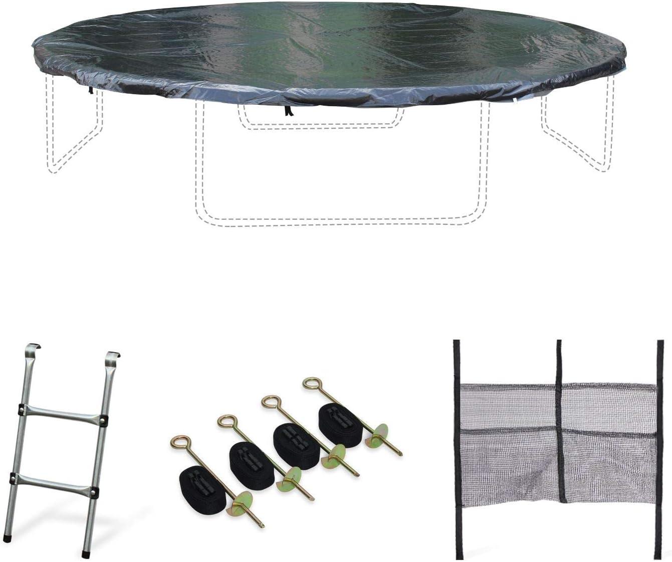 Alices Garden - Kit de anclaje funda protectora escalera funda para zapatos 370 cm - Saturne: Amazon.es: Deportes y aire libre