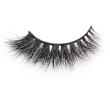 f9ea1193f9b Arimika 3D Long Thick Dramatic Look Wispy Handmade False Eyelashes For Makeup  1 Pair Pack
