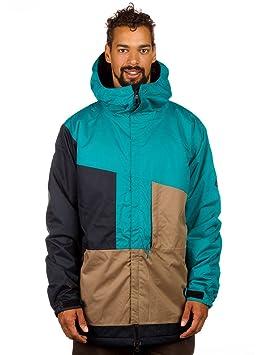 Hombre Snowboard Chaqueta 686 Authentic Prime Insulated Jacket: Amazon.es: Deportes y aire libre