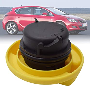 New Engine Oil Filler Cap with Gasket for Saab 9-3 Vauxhall//Opel 33677