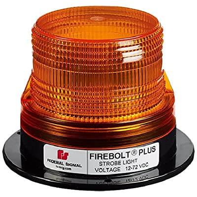 Federal Signal 211300-95 Firebolt Plus Strobe Beacon Flash Tube Replacement Part, Clear: Automotive