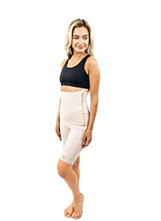 9de15d88250e9 ContourMD Post Op Abdominoplasty Compression Garment - Surgical Tummy Tuck  Compression 6in Girdle Style 46 (