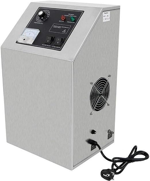 MOMOJA Purificador de aire de generador de ozono comercial ...