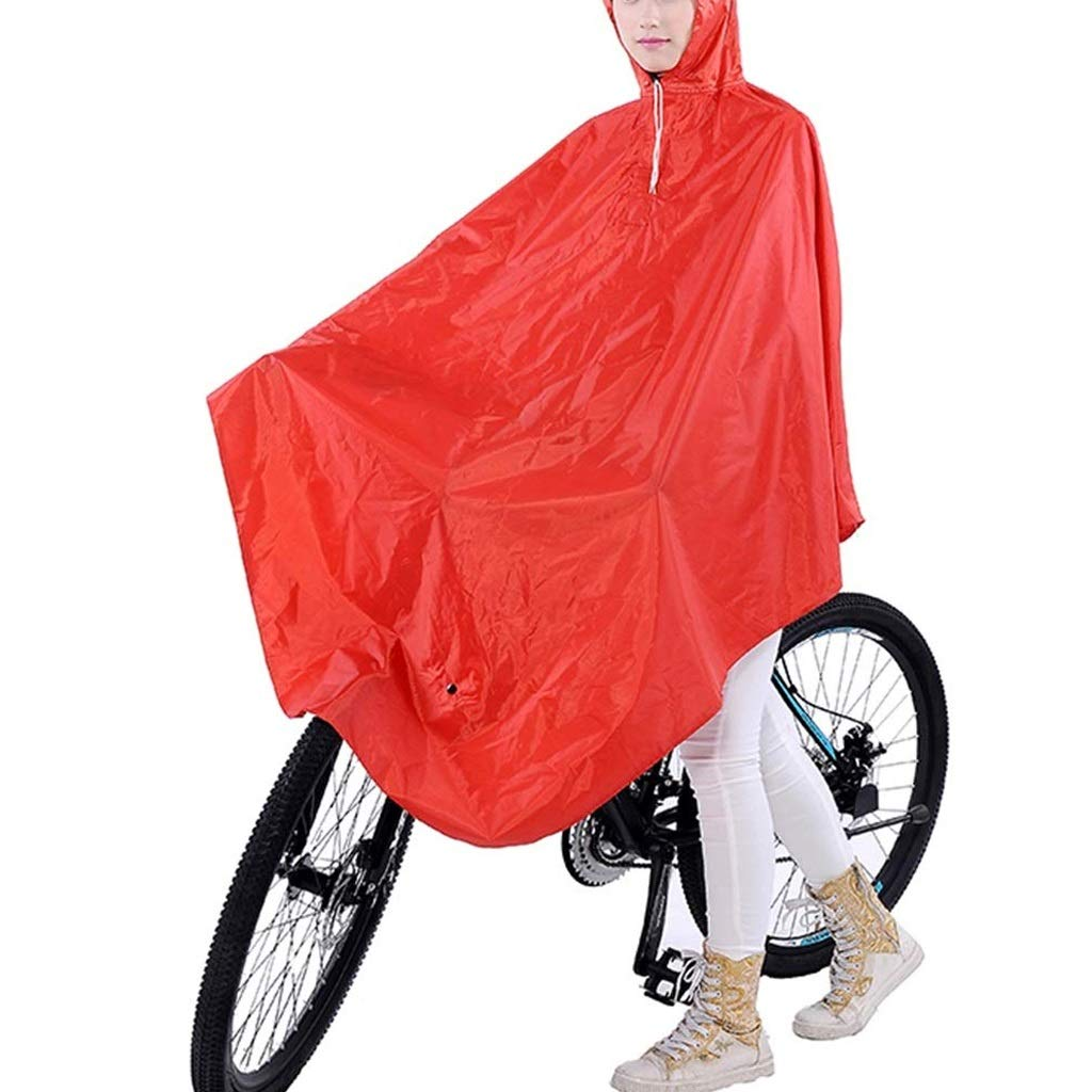 XZ15 Chapeau de Bicyclette Poncho Avant-Toit imperm/éable imperm/éable Adulte Unique Mode Unisexe Couleur : Lake Blue, Taille : XXXL