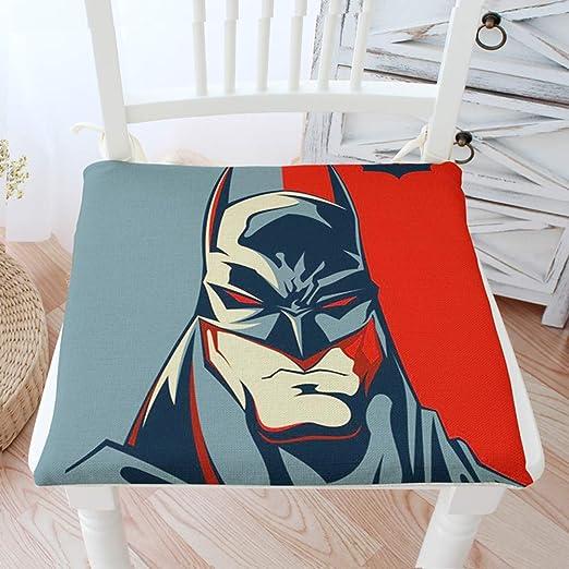 Cojín de la silla Spiderman Cojín De Algodón Y Lino Caliente ...