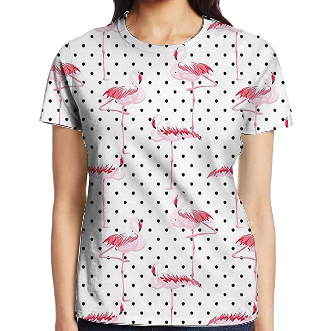 Amazon.com: wulion Flamenco rosa pájaros en minimalista ...