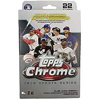 $49 » 2020 Topps Chrome Update Baseball Hanger Box