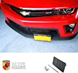Camaro Front Retractable Manual License Plate Altec Show Nu0027 Go Kit Fits All Camaros  sc 1 st  Amazon.com & Amazon.com: NEW RETRACTABLE HIDE AWAY LICENSE PLATE FRAME BRACKET ...