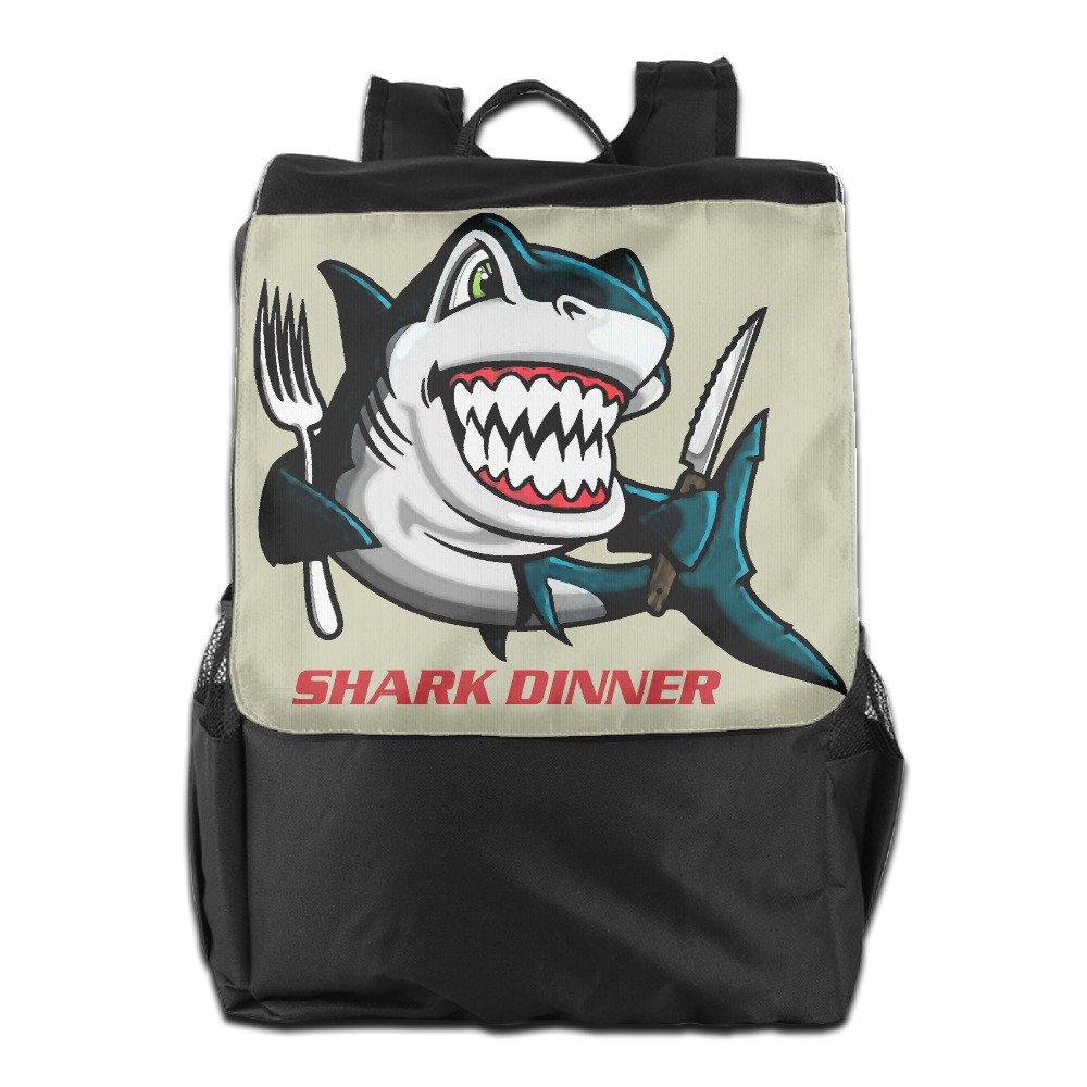 outlet Logo-shark-design Bag,Backpack,hiking-daypacks