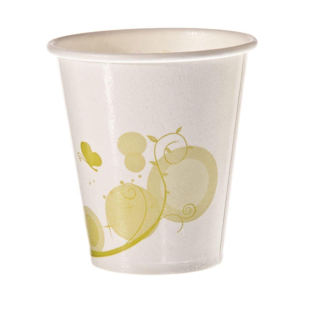 Medline NON05005Z Cup, Paper, 5 oz, Cold (Pack of 100)