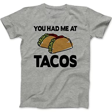 03be3d69 Taco lover t-shirt