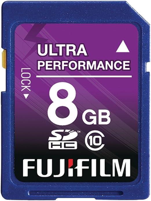 Free Card Reader Secure Digital High Capacity 8 GB G GIG 8G 8GIG SD HC 8GB SDHC High Speed Class 6 Memory Card for Fuji FinePix A800 Digital Camera