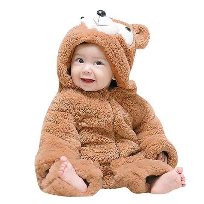 336bd375e Amazon.com  Winter Baby Romper