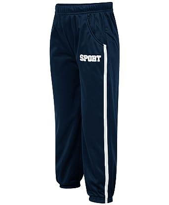 Niños Deporte Imprimir Pantalones de chándal estilo V-107 en ...