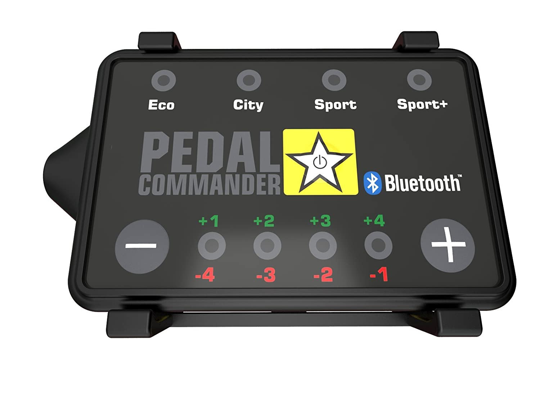 Amazon.com: Pedal Commander Bluetooth Throttle Response Controller PC31-BT  for Jeep Wrangler, Grand Cherokee, Commander & Liberty: Automotive