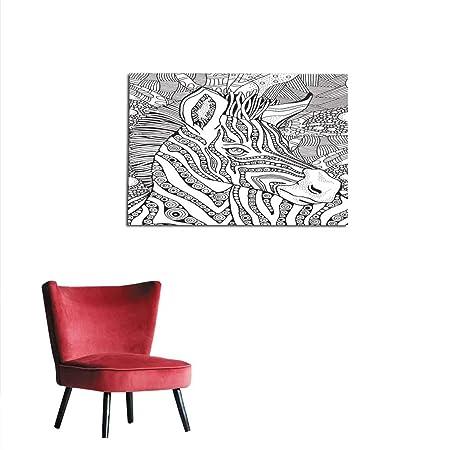 homehot - Cuaderno de Colorear para decoración de Pared para ...