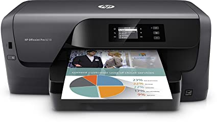 Hp Officejet Pro 8210 - Impresora, Compatible con HP PCL 6, HP PCL ...