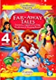 Far and Away Tales(4 Disc Set)-Anastasia, Pocahontas, Legend of Su Ling, Sleeping Beauty
