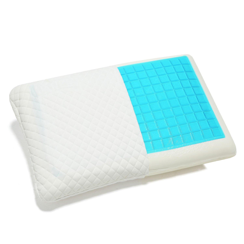 Memory Foam Cooling Gel Pillow | Zebit