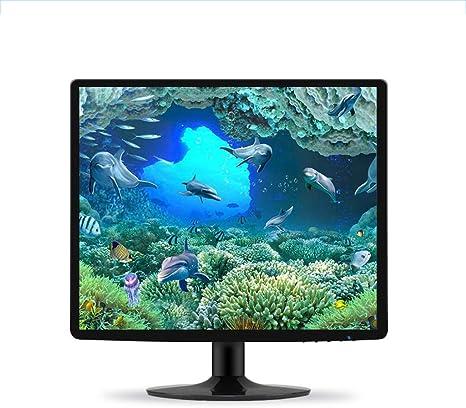 WANG XIN Nueva Pantalla de Monitor de Oficina de 17 Pulgadas para computadora de Escritorio y Monitor LCD: Amazon.es: Deportes y aire libre