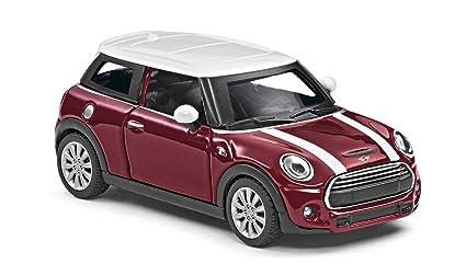 Mini Cooper S Miniatura 1: 36 Modelo Auto Miniatura Trasera ...