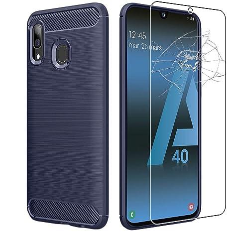 ebestStar - Funda Compatible con Samsung A40 Galaxy SM-A405F ...