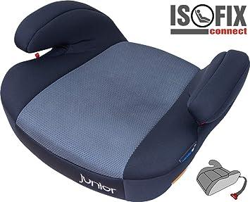 Kindersitzerhöhung Max HDPE nach ECE R44//04 2+3 Kinder Sitz Sitzerhöhung
