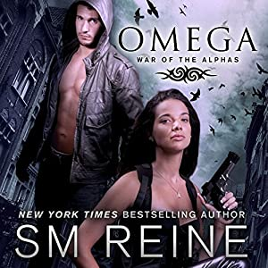 Omega: An Urban Fantasy Novel Audiobook