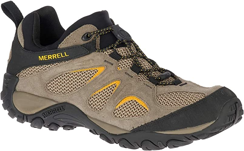 san francisco eleganta skor nytt utseende Amazon.com | Merrell Men's Yokota 2 Stretch Hiking Boot | Hiking Boots