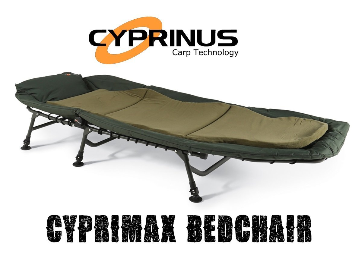 Cyprimax Klappbett für Camping und Gäste, bequem, mit Glamping