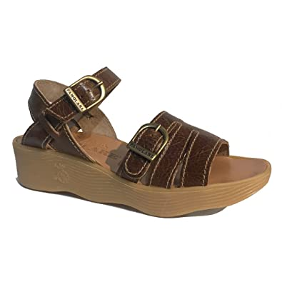 73ce9e03650 Famolare Women s Honeybuckle Earth Leather 9M