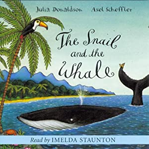 The Snail and the Whale Audiobook
