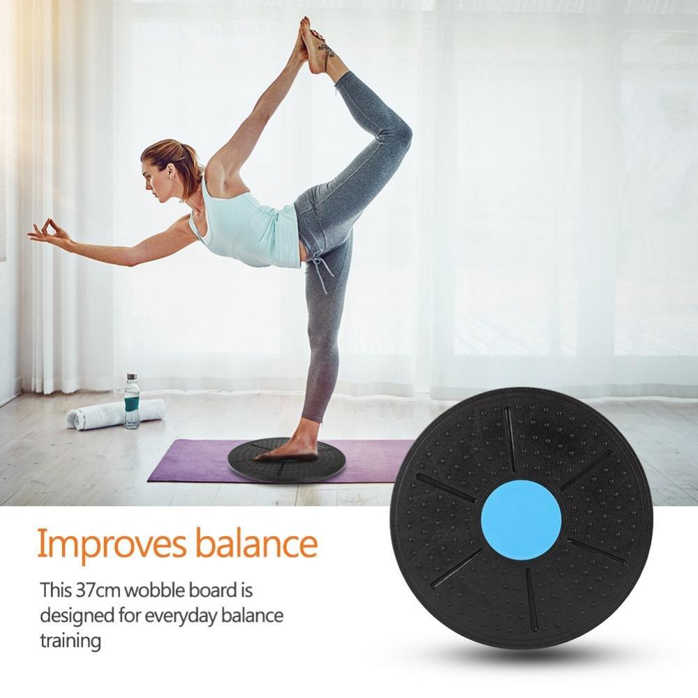 Asixx Balance Board, Tabla de Equilibrio, Diámetro de 37 cm ...