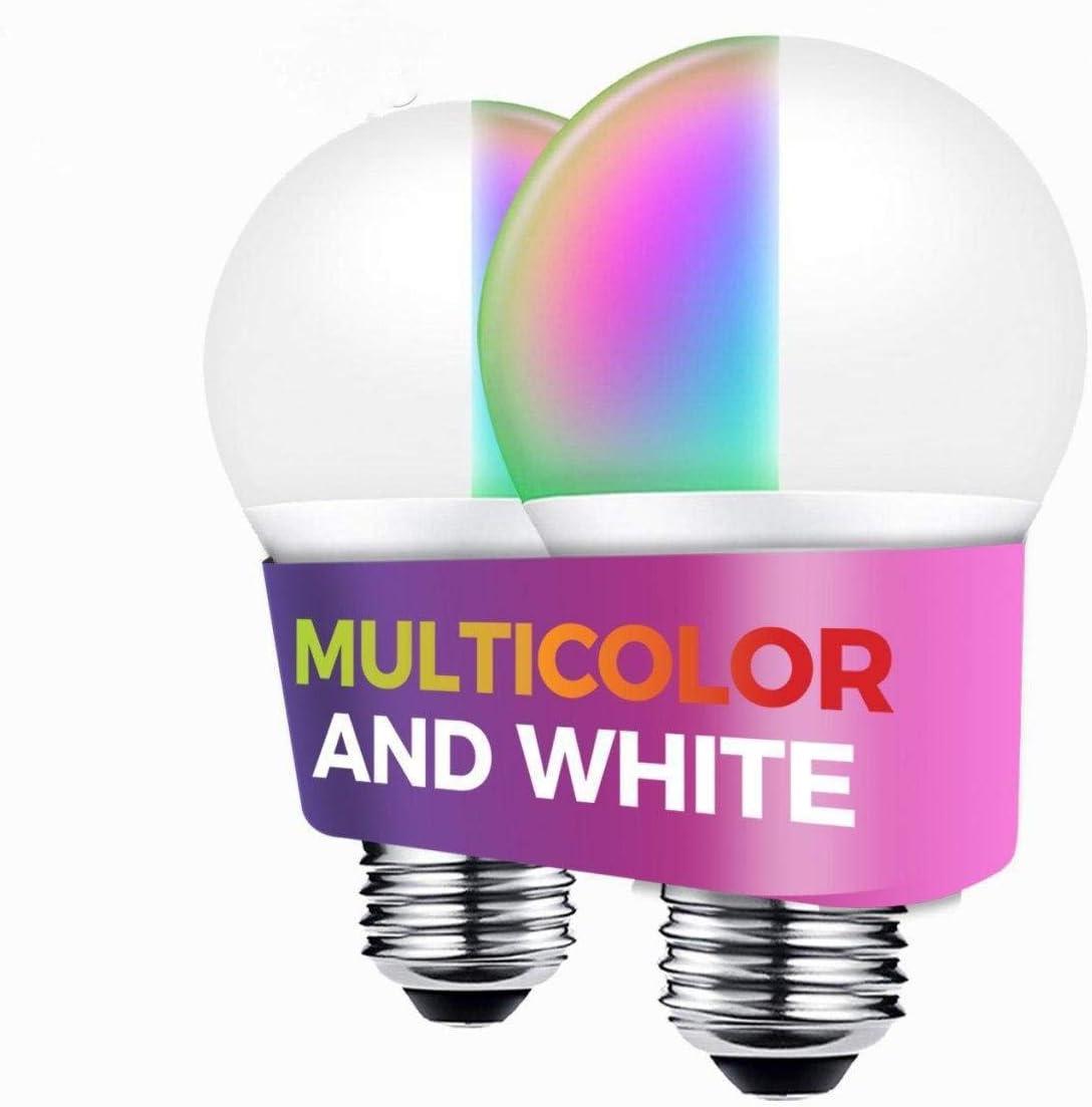 Premier Accessory Group Smart Bulb Alexa Google Home Certified Compatible 1050 Lumens Smarthome Wireless Lightbulbs 11W WiFi Comfort Set, Smartphone App Enabled E26 Medium Base, White