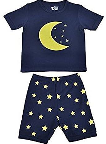 Pijamas Dos Piezas para niño,Pijama Infantil de Luna,etc, 100 ...
