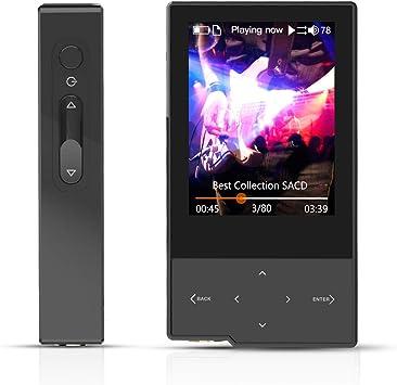 Amazon.com: HIDIZS AP60 II - Reproductor de audio digital ...
