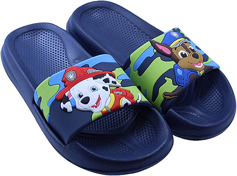 Paw Patrol Slide Sandal for Toddler