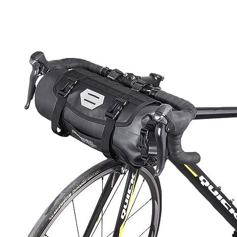 Amazon Com Bike Handlebar Bags Front Pouch Basket Waterproof For
