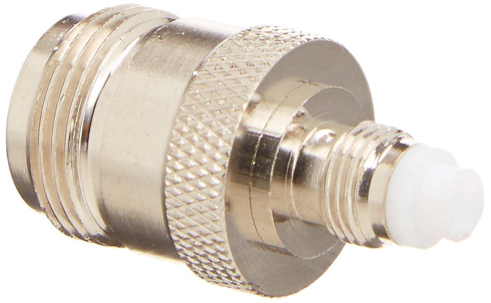 Wilson Electronics 971107 - Adaptador para cable (FME, Hembra/hembra, Oro, 1 piezas, LMR-400 Coax): Amazon.es: Electrónica