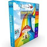 Smart Kids Worksheets (Bundle) for UKG ( KG 2 ) and Montessori (4-6 yrs)- Set of 7 Workbooks (Mathematics, English, Science and Games) (Smart Kids)