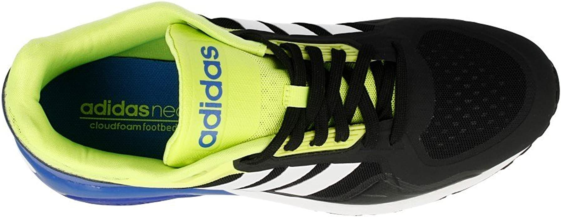 Adidas RUN9TIS TM F99268 Color Celadon Navy Blue Black